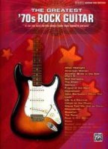Greatest 70s Rock Guitar: Guitar Tab: Album