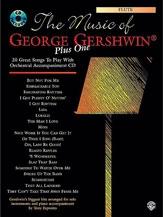Music Of George Gershwin: Flute Book & CD (Alfred)