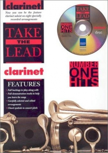 Take The Lead: Number One Hits: Clarinet: Book & CD