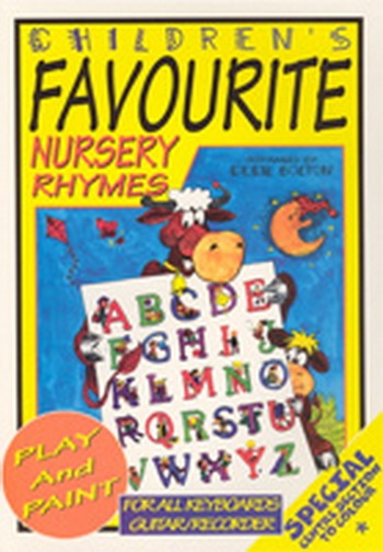 Childrens Favourite Nursery Rhymes: Piano