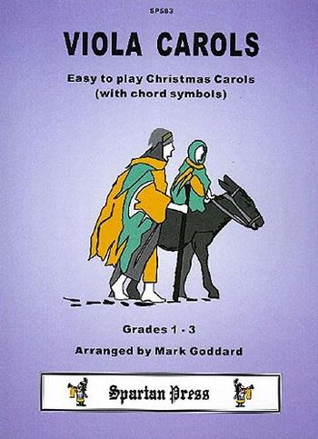 Viola Carols: Christmas