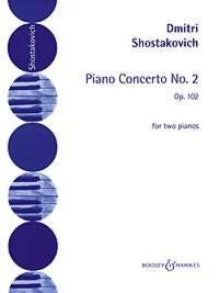 Piano Concerto F Major No.2 Op.102: Piano (B&H Ed)
