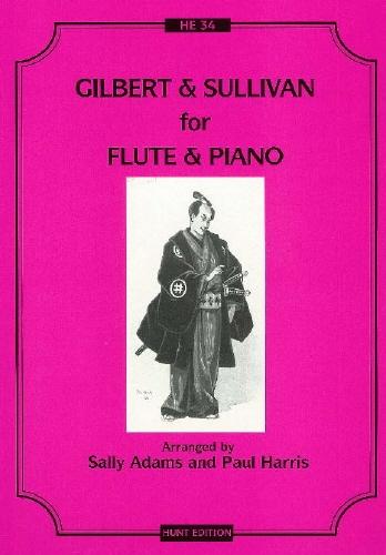 Gilbert & Sullivan: Flute & Piano