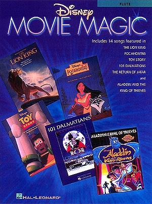 Disney Movie Magic: Flute Solo