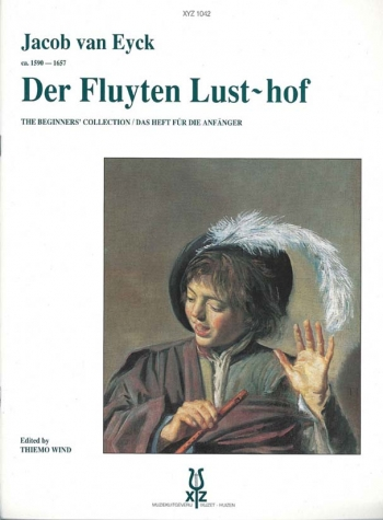 Der Fluyten Lust Hof: Beginners Collection: Recorder