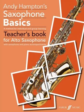 Saxophone Basics: Alto Saxophone: Teachers: Piano Accompaniment