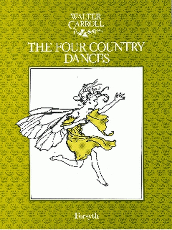 Four Country Dances: Piano (Walter Carroll)