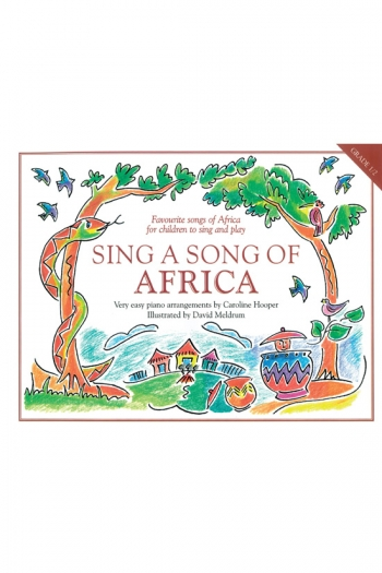 Chester Sing A Song Of Africa: Grade 1-2