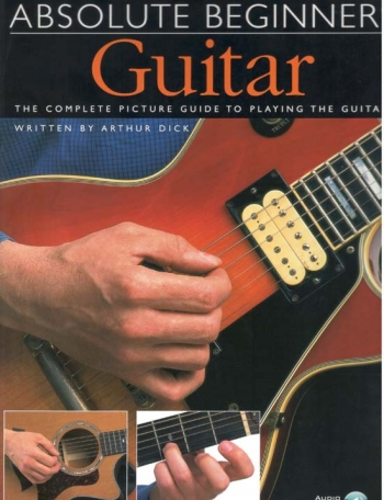 Absolute Beginners: Guitar: Tutor: Bk&cd