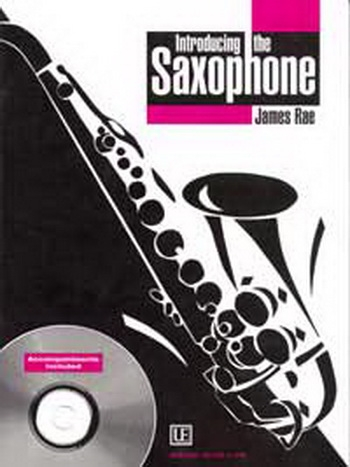 Introducing The Saxophone - Bk&cd (James Rae)