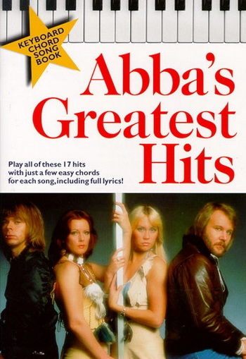 Abba Greatest Hits: Keyboard