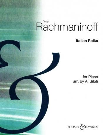 Italian Polka: Piano (B&H Ed)