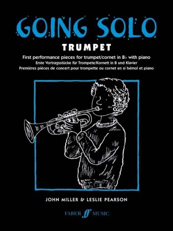 Going Solo: Trumpet & Piano (miller & Pearson)