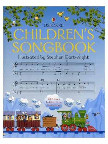 Usborne: Childrens Songbook: Vocal