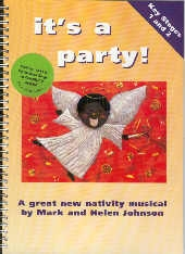 Its A Party: Nativity  Ages 5-9 Book & Cd