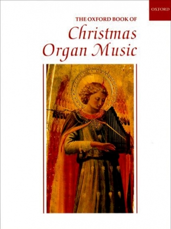Oxford Book Of Christmas Organ Music