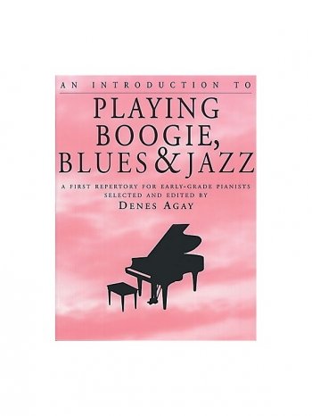 Introduction To Playing Boogie Blues and Jazz