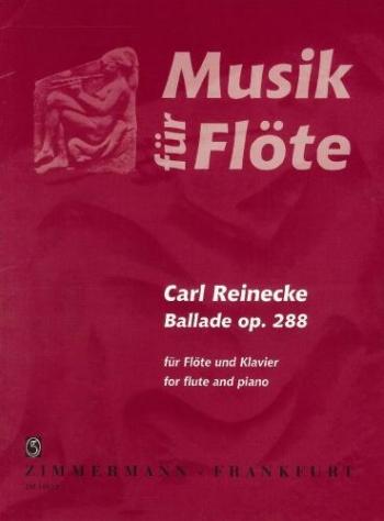 Ballade Op28: Flute: Flute & Piano (Zimerman)