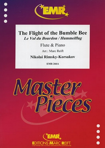 Flight Of The Bumble Bee Flute & Piano (Marc Reift)