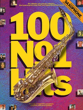 100 No.1 Hits: Saxophone Solo