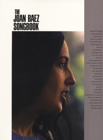 Joan Baez: Songbook: Piano Vocal & Guitar