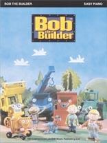 Bob The Builder - Piano Vocal Guitar -  (single Sheet)