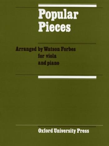Popular Pieces: Viola & Piano (forbes)
