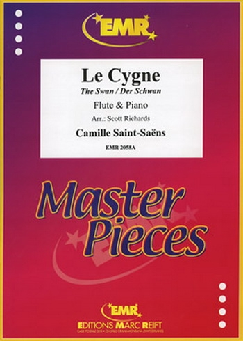 Le Cygne The Swan: Flute & Piano (Marc Reift)