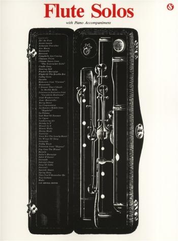 Flute Solos: Flute & Piano