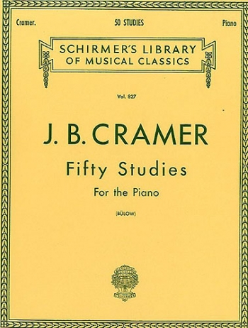 50 Selected Studies Piano (Schirmer)