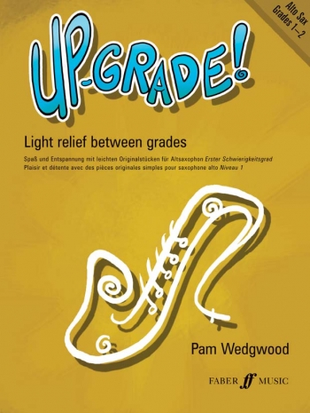 Up-Grade 1-2 Alto Saxophone & Piano (Wedgwood)