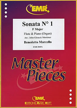 Sonata No 1 F Major: Flute & Piano (Marc Reift)