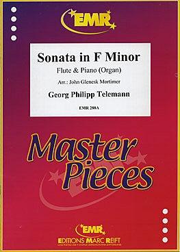 Sonata In F Minor: Flute & Piano (Marc Reift)