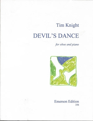 Devils Dance Oboe & Piano (Emerson)
