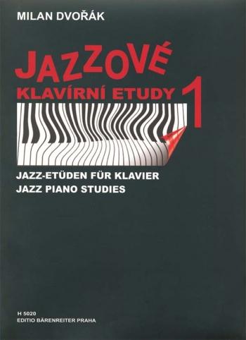 Jazz Piano Studies: 1
