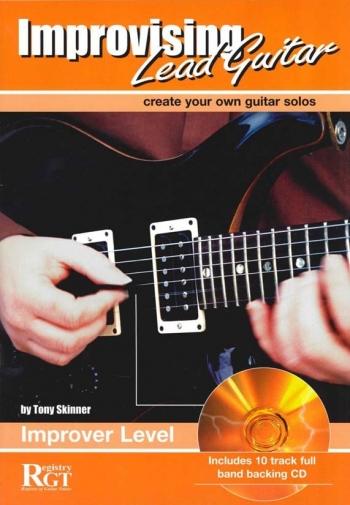 Improvising Lead Guitar: Improver Level (skinner)