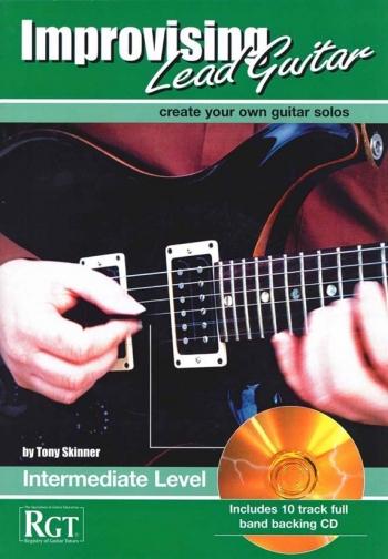 Improvising Lead Guitar: Intermediate Level (skinner)
