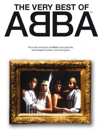 Abba: Very Best Of: Piano Vocal Guitar