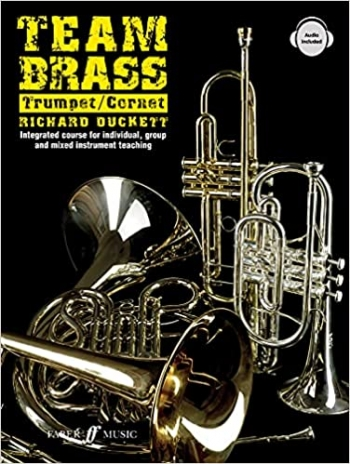 Team Brass: Trumpet Or Cornet: Book & CD  (duckett)