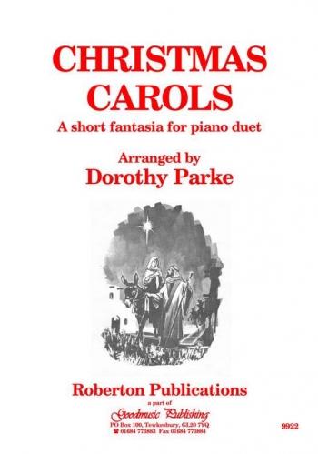 Fantasia On Christmas Carols: Piano