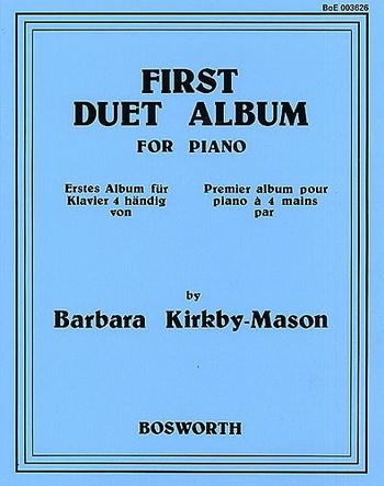 First Duet Album