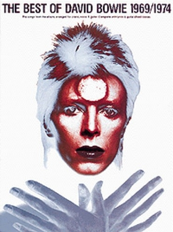 David Bowie: Best Of: Piano Vocal Guitar