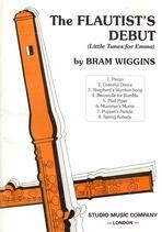 Flautists Debut The: Flute & Piano (Wiggins)