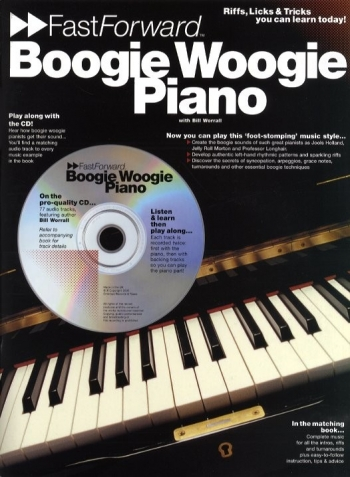 Fast Forward Boogie Woogie Piano