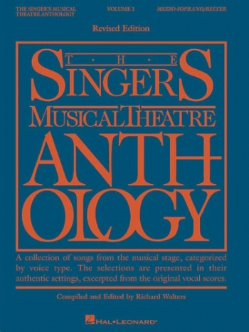Singers Musical Theatre Anthology Vol.1: Mezzo Sop - Vocal