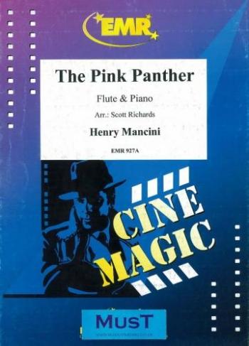 Pink Panther: Flute & Piano (mancini)