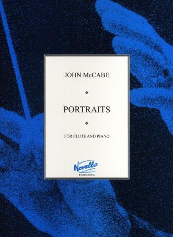 Portraits: Flute & Piano (Novello)