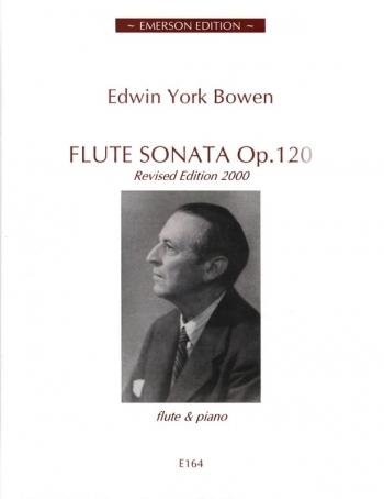 Flute Sonata Op120 Flute & Piano (Emerson)