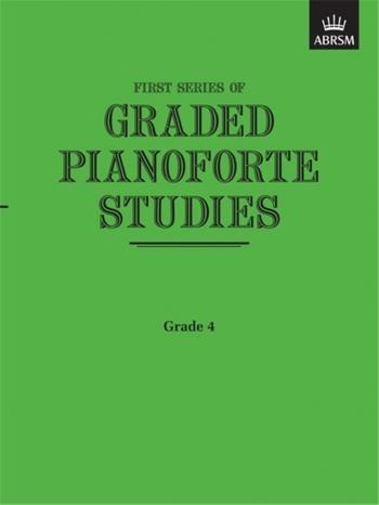 Graded Pianoforte Studies: 1st Series: Book 4 (ABRSM)