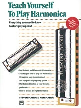 Teach Yourself To Play Harmonica: Book & Harmonica
